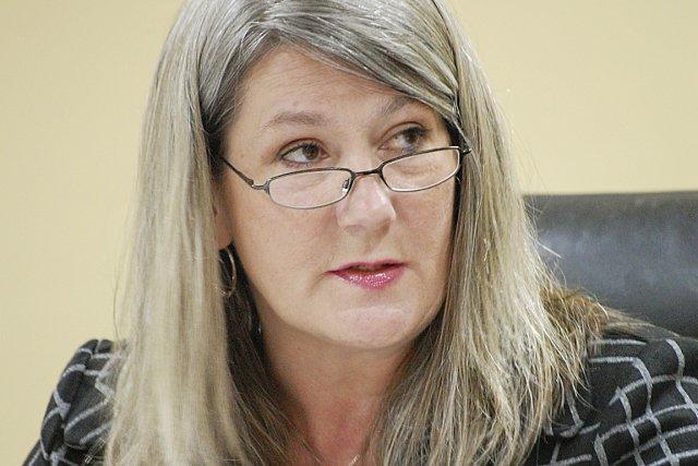 Lise Lapointe, mairesse de La Malbaie, n'a pas... (Photothèque Le Soleil, Sylvain Desmeules)
