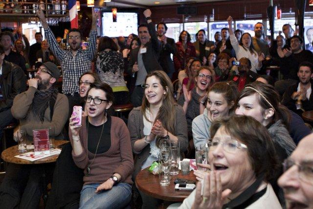 Les 44 000 Français inscrits à Montréal voteront... (Photo Olivier Jean, archives La Presse)