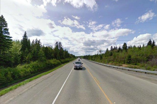 C'est le tronçon qui prolonge l'autoroute Henri-IV depuis... (Google Street View)