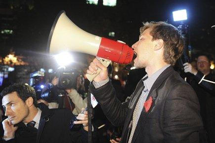 Le gouvernement a «craché au visage d'une génération»... (Photo: Le Soleil)