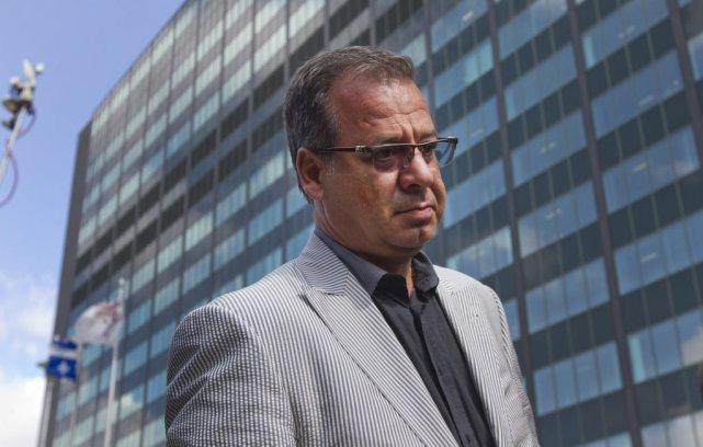 Paolo Catania... (Ivanoh Demers, La Presse)