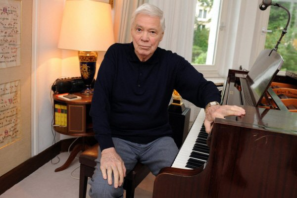 Dietrich Fischer-Dieskau photographié en 2011.... (Photo: archives AFP)