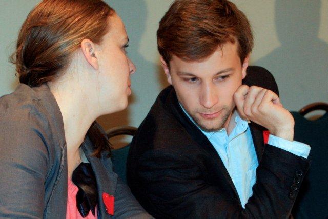 Martine Desjardins (à gauche)n'exclut pas la possibilité que... (Le Soleil, Pascal Ratthé)