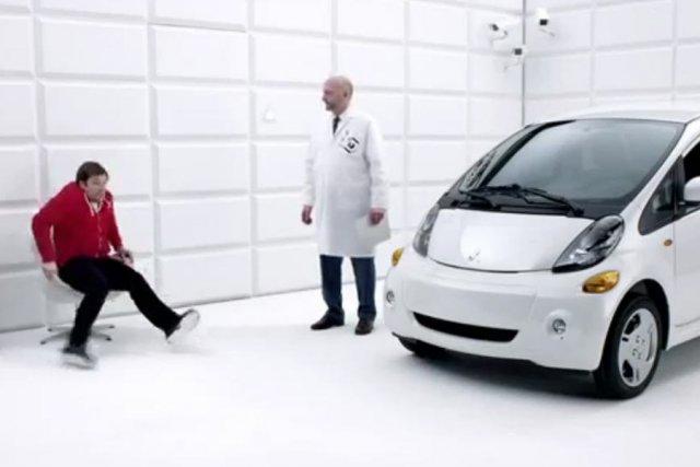 La voiture électrique étant une découverte pour le grand public, il faut ... (Photo tirée d'internet)