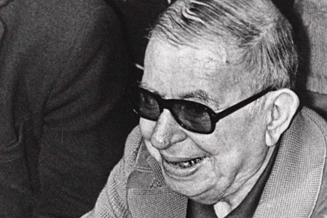 En 1964, le philosophe français Jean-Paul Sartre, qui... (Photo archives La Presse Canadienne)