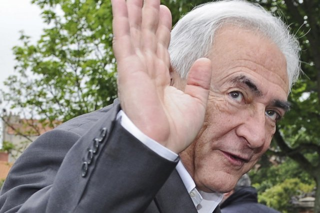 Dominique Strauss-Kahn.... (Photo: Zacharie Scheurer, Archives AP)