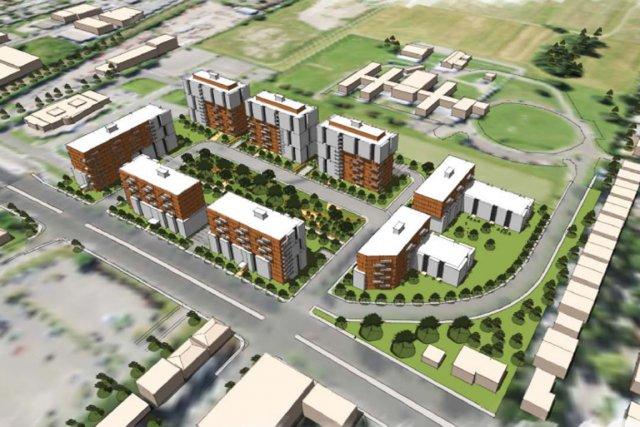 Controverse sur un projet immobilier dans ahuntsic karim for Projet appartement