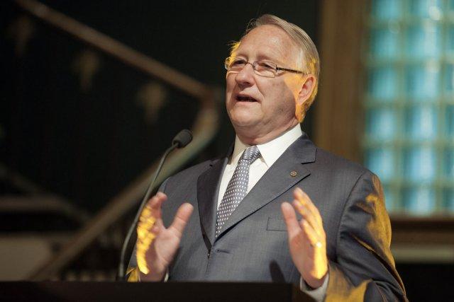 Le maire de Montréal Gérald Tremblay... (Photo Édouard Plante-Fréchette, La Presse)