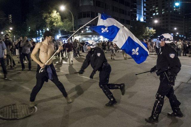 L'agitation des trois derniers mois a bien fait... (PHOTO: OLIVIER PONTBRIAND, LA PRESSE)