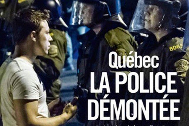 La une du journal Libération de ce week-end.... (Photo: capture d'écran)