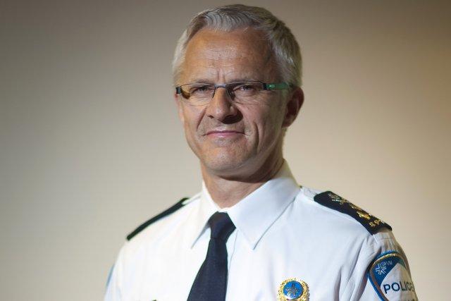 Marc Parent, chef du Service de police de... (Photo: André Pichette, La Presse)