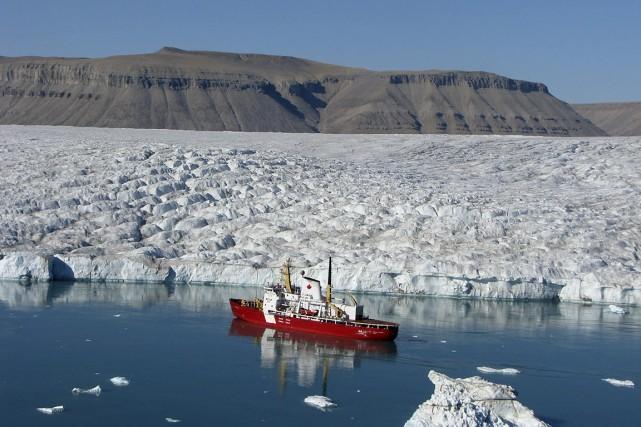 La Garde côtière a mené une «opération de... (Photo Pêches et océans Canada)