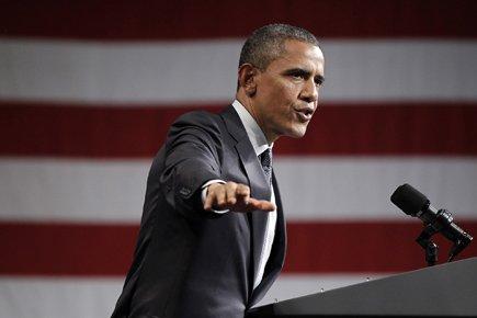 Le premier président de couleur en faveur du... (Photo: AP)