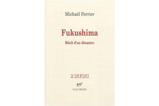 Un an après le désastre de Fukushima, l'écrivain français Michaël  Ferrier...