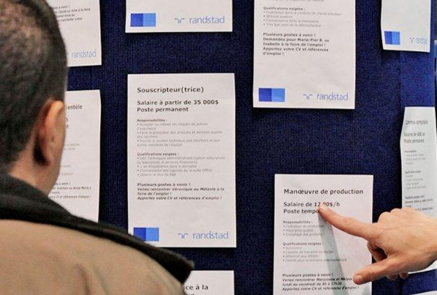 Dès l'annonce d'une réforme du système d'assurance-emploi, le NPD est  monté... (Photothèque Le Soleil)