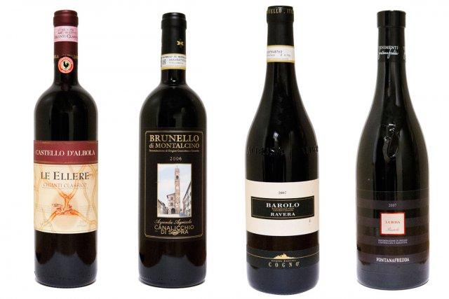 La production viticole italienne est incroyablement diversifiée: pas moins de... (Photos La Presse)