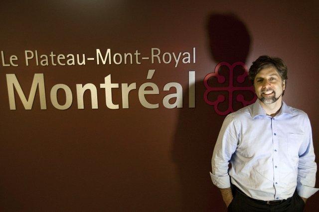 Le maire Ferrandez montre les limites d'une centralisation... (Photo Ivanoh Demers, archives La Presse)
