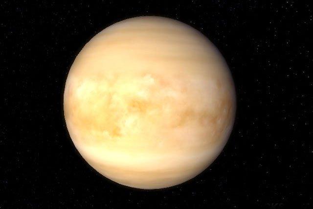 Vénus... (Photo d'archives)