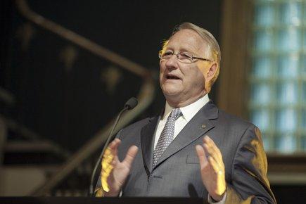 Le maire Gérald Tremblay juge «regrettable» l'annulation de... (Photo: Édouard Plante-Fréchette, La Presse)
