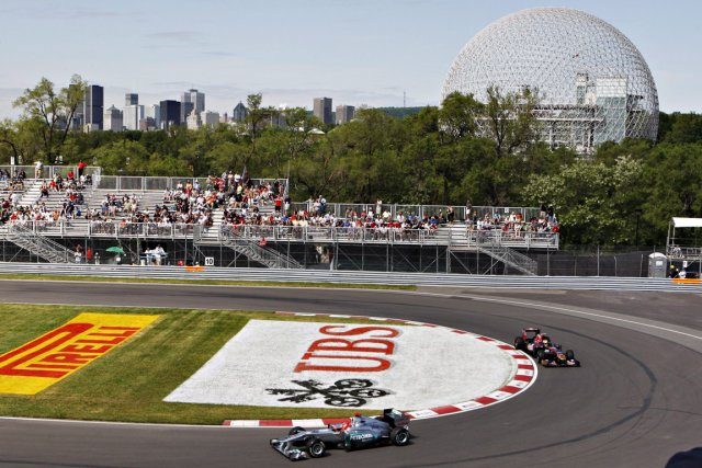 Le Grand Prix est un événement«sexiste et élitiste»,... (Photo archives PC)