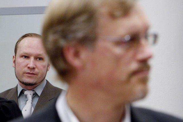 Ole Joergen Anfindsen (que l'on voit ici au... (Photo: : Stian Lysberg Solum, AFP)