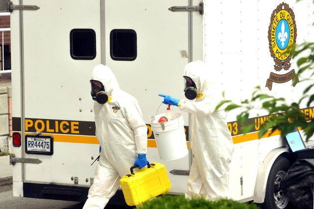 À Sherbrooke, des alertes aux produits toxiques ont... (Photo La Tribune, Jessica Garneau)