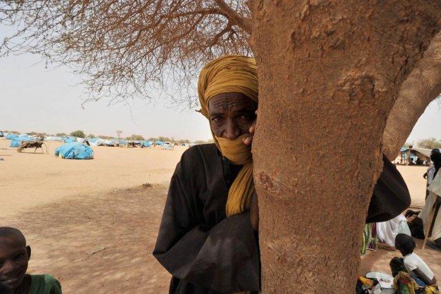 Des milliers de personnes ont fui la rébellion... (Photo: Issouf Sanogo, AFP)