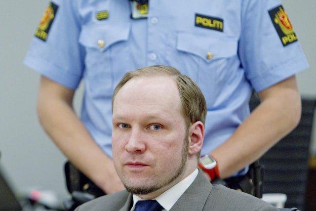 La santé mentale d'Anders Behring Breiivk, déclaré psychotique... (Photo: Stian Lysberg Solum, AP)