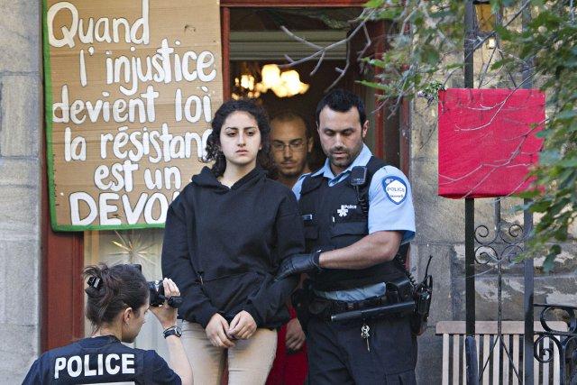 Yalda Machouf-Khadir... (Photo Patrick Sanfaçon, La Presse)
