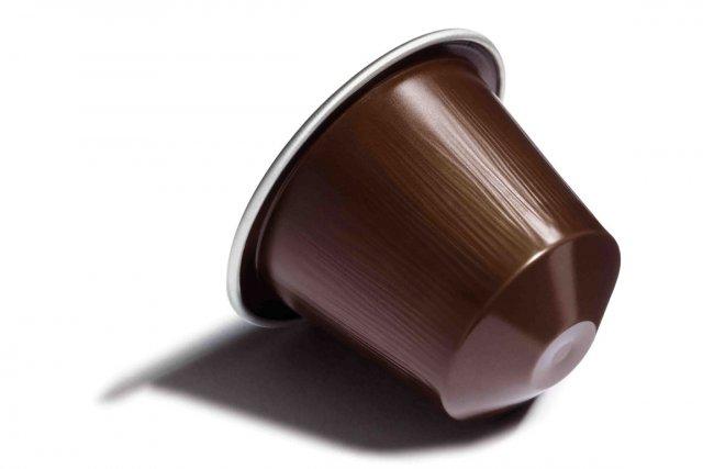 Capsule de café Nespresso... (Photo fournie par Nespresso)