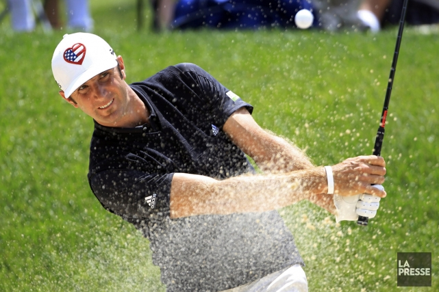 Dustin Johnson... (Photo : Tony Dejak, AP)