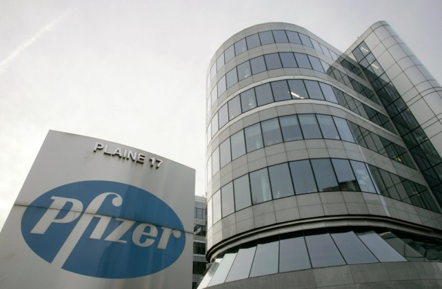 Pfizer «espère que la proposition relevée va servir... (Photo archives Reuters)