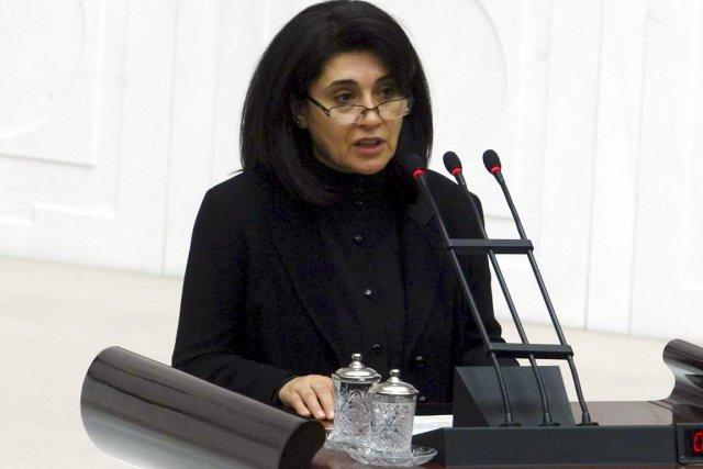 Leyla Zana... (Photo: Adem Altan, Archives AFP)