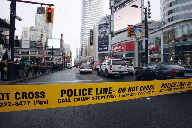 Fusillade De Toronto La Victime De  Ans Recoit Son Conge De Lhopital