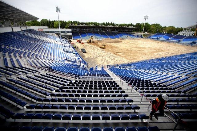L'Impact disputera son premier match de l'année au... (Photo: Marco Campanozzi, La Presse)