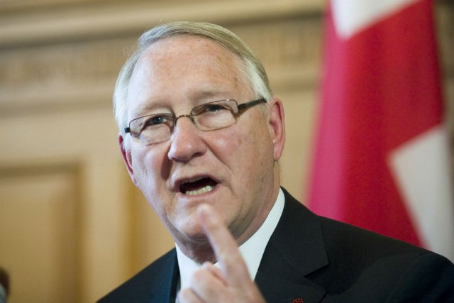 Le maire de Montréal, Gérald Tremblay.... (Photo Graham Hughes, PC)