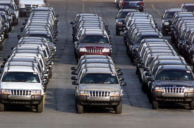 Le Grand Cherokee des années-modèles 1993 à 2004... (Photo archives AP)