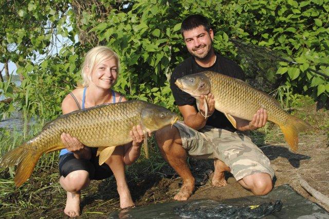 Depuis l'an dernier, Fabien Prévost pratique la pêche... (Photo fournie par la pourvoirie du Lac-Saint-Pierre)