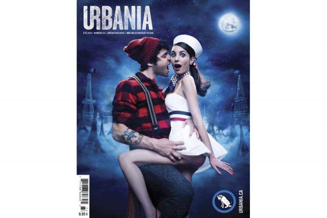 Un magazine québécois qui a fait ses débuts en étant très montréalo-centriste...