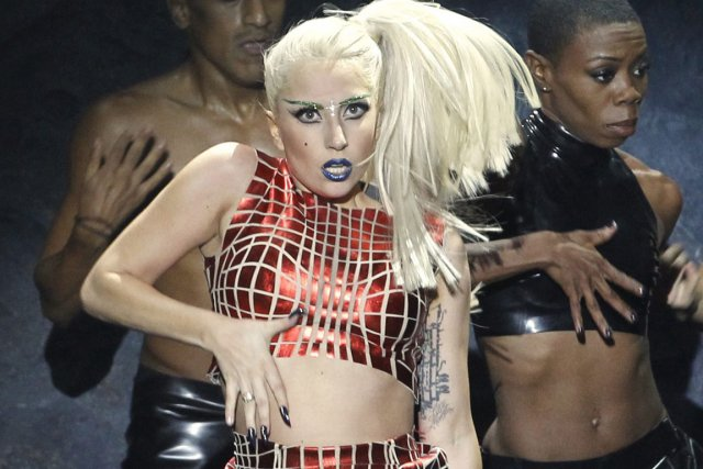 Lady Gaga... (Photo: archives Associated Press)