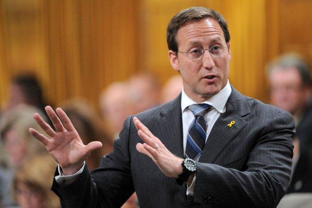 «Ce nouveau programme dote le Canada d'un avantage... (Photo: Sean Kilpatrick, Archives La Presse Canadienne)