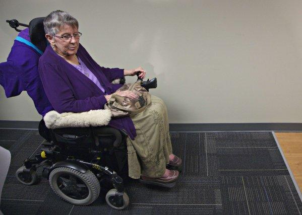On s'inquiète toujours des patients vulnérables qui pourraient... (PHOTO : ANDY CLARK, LA PRESSE CANADIENNE)
