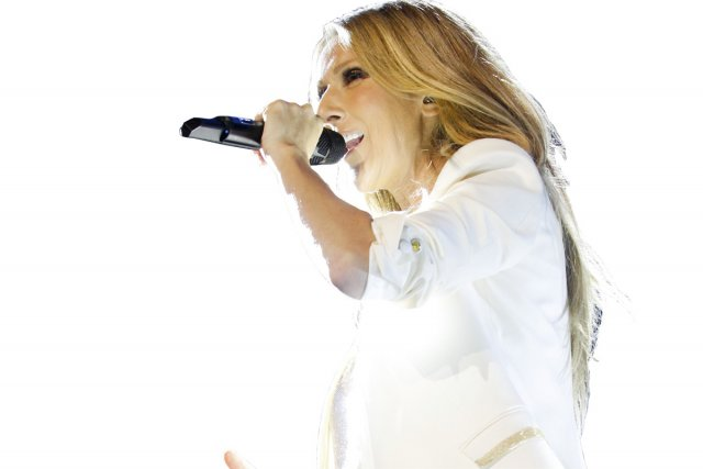 Céline Dion... (Photo: Reuters)