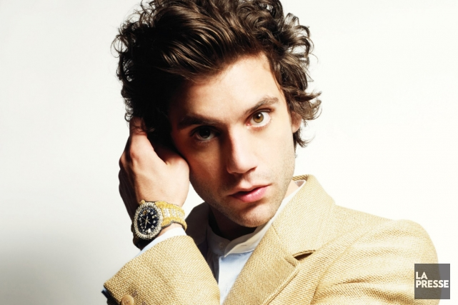 Mika... (Photo: archives La Presse, fournie par Universal Music Canada)