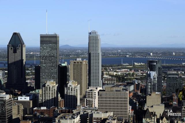 Parmi les 500 premières entreprises canadiennes,  96... (PHOTO BERNARD BRAULT, ARCHIVES LA PRESSE)