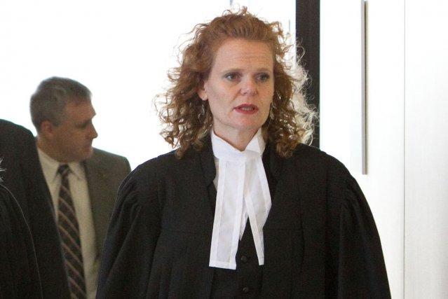Claudia Carbonneau est connue pour avoir mené le... (PHOTO : HUGO-SÉBASTIEN AUBERT, ARCHIVES LA PRESSE)