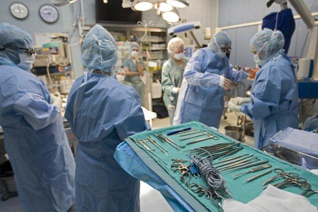 En 2012, les temps d'attente pour les chirurgies... (Photo: Ivanoh Demers, archives La Presse)