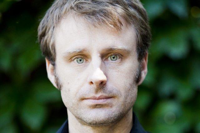 L'auteur Nicolas Dickner.... (Photo Ninon Pednault, La Presse)