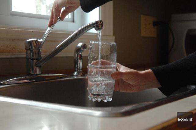 La fluoration de l'eau demeure controversée.... (Photothèque Le Soleil)