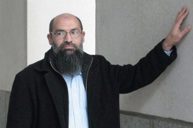 Mohamed Mahjoubest incarcéré ou assigné à résidence depuis... (Photo: La Presse Canadienne)